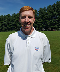 Robbie Fritz - Assistant Director of Golf